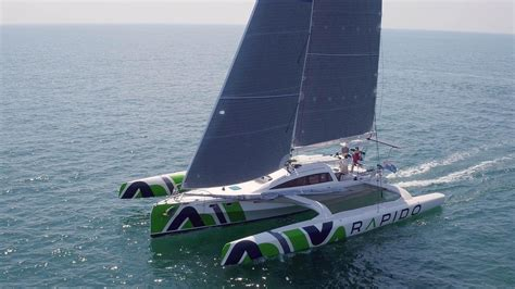 trimaran sailboat 2016 rapido 60 sail boat for sale www yachtworld