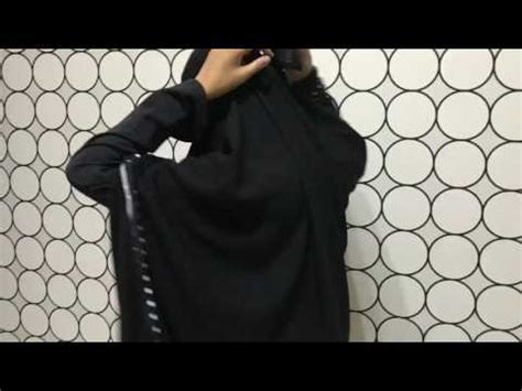 Niqab Butterfly 1 Tutorial Niqab Butterfly