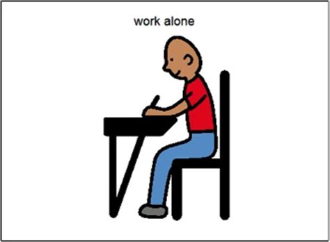 work alone | the diss.