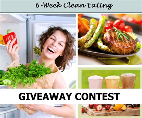 6 Week Detox by 6 Week Clean Lifestyle Detox Giveaway