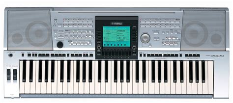 Lcd Keyboard Yamaha Psr 3000 user reviews yamaha psr 3000 audiofanzine