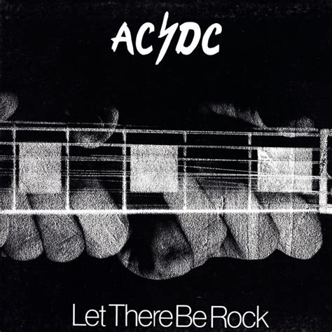 Acdc Let There Be Rock ac dc let there be rock at discogs