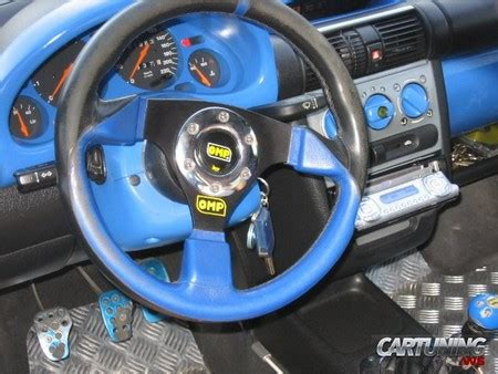 opel tigra interior tuning opel tigra 187 cartuning best car tuning photos