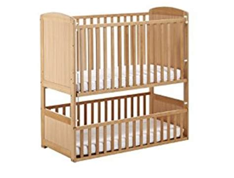 Cing Bunk Beds Cots The Bunk Cot Company 3 In 1 Bunkcot 0 6 Yrs Beech Co Uk Baby