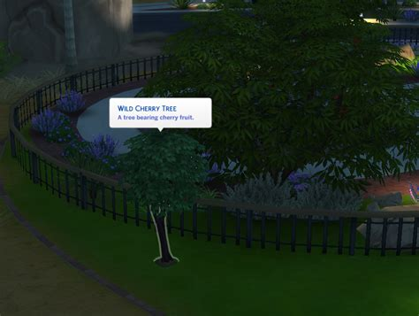 sims 4 cherry tree cherry trees the sims forums