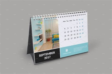 Design Calendar 2017 Template 18 2017 desk calendar designs free premium templates