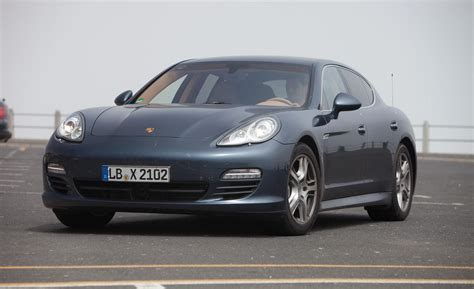 Porsche Panamera 2012 by Car And Driver