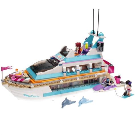 jacht lego friends lego friends 41015 yacht decotoys