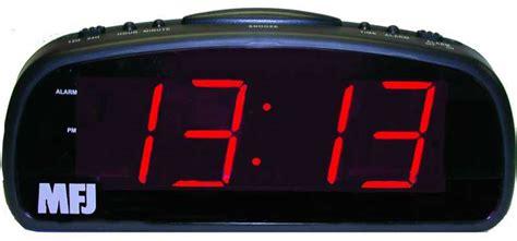 mfj 113 led clock mfj113