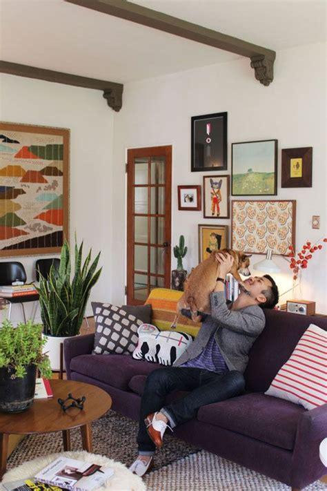 purple couch kensington best 25 purple sofa ideas on pinterest purple living