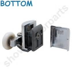 shower door rollers replacement two replacement shower door rollers sdr m8 b