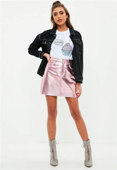 a touch of sport luxe cupcake fashion white cupcake slogan t shirt missguided