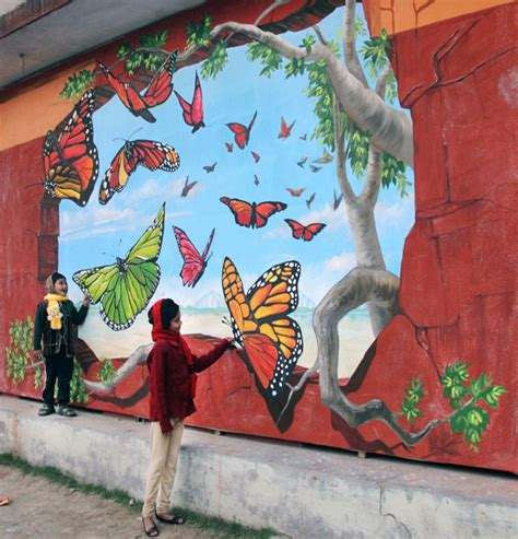 3d murals paintings images 3d street painting india chalkin up calcutta tracy