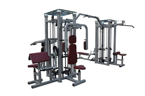 lk 2020 8 station abdominal machine fitness equipment