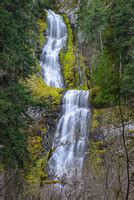 skookum falls, pierce county, washington northwest