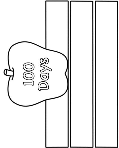 100 days of school hat template 100 days of school hat paper craft black and white