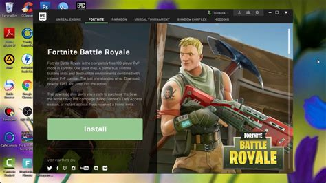 fortnite installer how to and install fortnite battle royale for pc