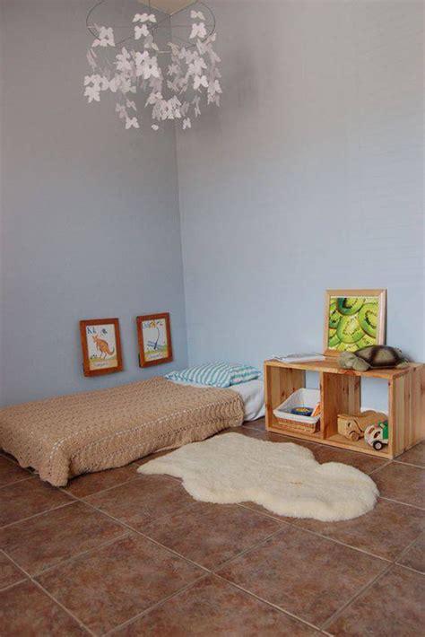 safe  cozy kids floor bed ideas home design