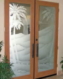 frosted glass front entry doors home decor