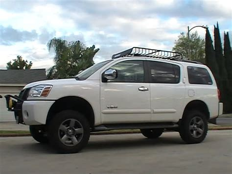 custom lifted nissan armada nissan armada lifted image 51