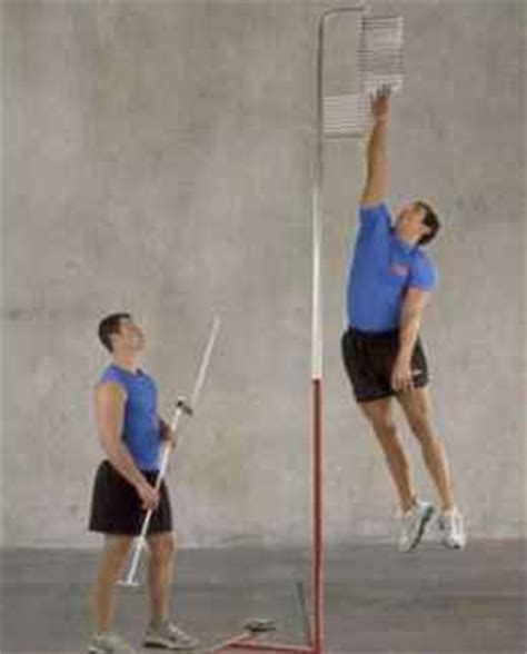 Electronic Vertical Jump Mat by Vertical Jump Test Sargent Jump Test Measure Your Leap