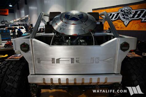 hauk designs sema 100 hauk designs sema hauk designs jeep dune raider