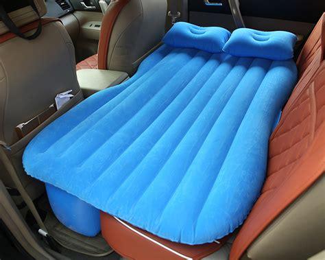 2016 top selling car back seat cover car air mattress