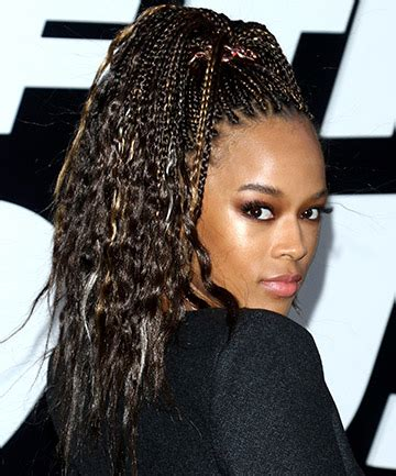 millions of women wear ponytails micro braid ponytail 16 braided ponytails every cool girl