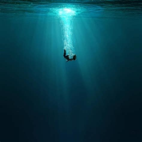 into the drowning deep what it s like to be done with something that isn t done with you