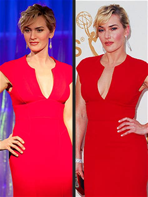 Wax Kate Unveiled kate winslet wax figure unveiled