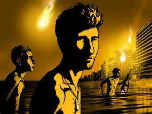 Film Cartoon War | waltz with bashir an animated war documentary