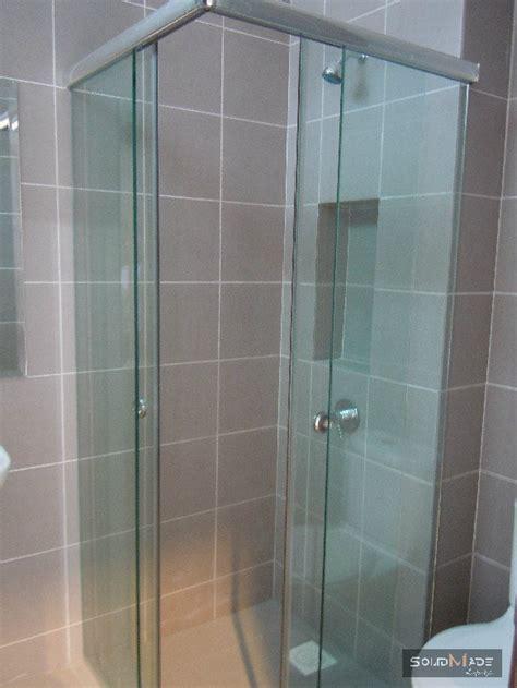 Shower Screen Corner Sliding Door Tempered Glass Shower Sliding Shower Screen Doors