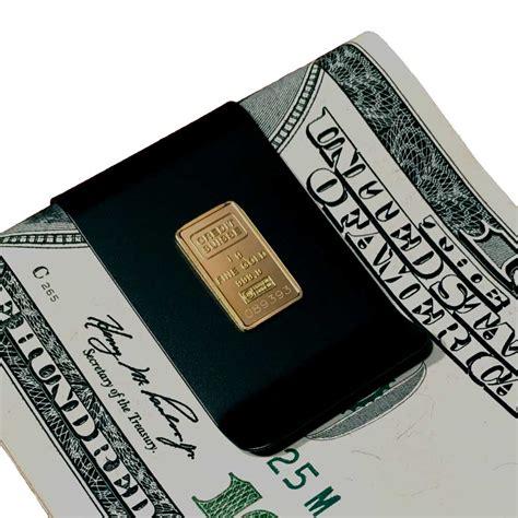 Gold Money Money Money Clip gold money clip by superior titanium products inc