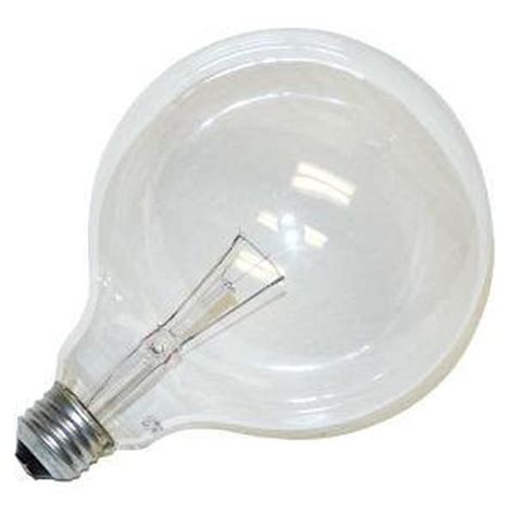 westinghouse 03102 g40 decor globe light bulb