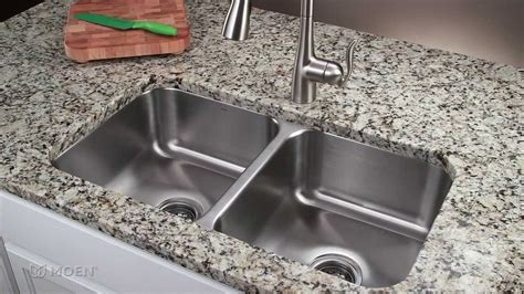 how to install a stainless steel undermount kitchen sink