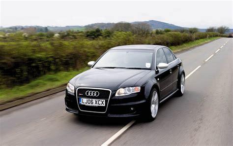 car black audi rs4 black car wallpapers 1680x1050 608192
