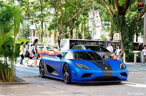 koenigsegg singapore photo of the day the 5 3 million koenigsegg agera s in