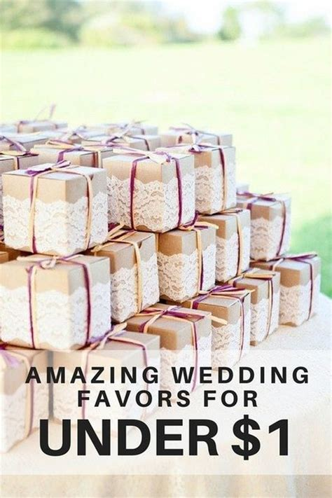 good ideas for wedding favors best 25 wedding guest favors ideas on pinterest - Good Ideas For Giveaways