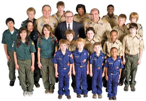 boy scouts of america careers programs
