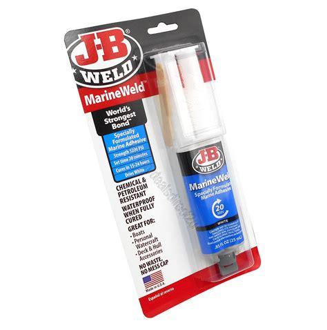 marine fiberglass repair epoxy jb weld marine weld epoxy glue adhesive syringe j b weld