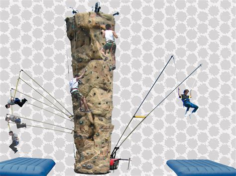 climbing wall design 187 engineering reports combo climbing walls rock climbing jumper system