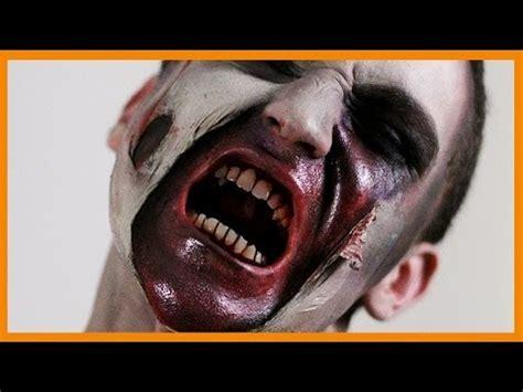 tutorial heridas zombie tutorial maquillaje zombie herida en carne viva youtube