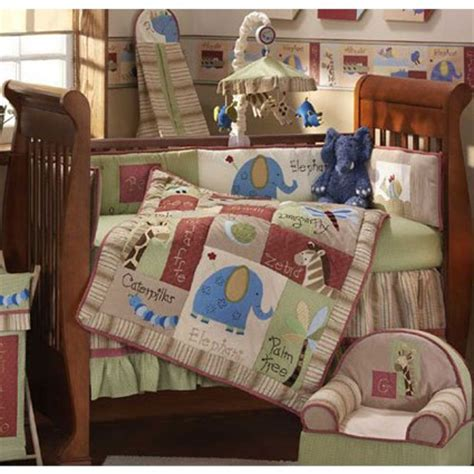 Spell Comforter by Spelling Bee Baby Crib Bedding By Lambs Lambs