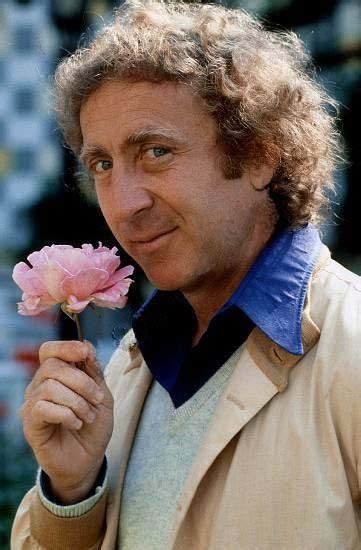 gene wilder nothing flickers there s something about wilder