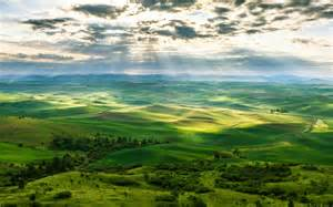 steptoe butte state park washington landscape nature
