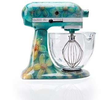 Custom Kitchenaid Stand Mixer by Custom Painted Kitchenaid Mixer Interior Design