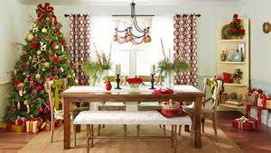 Christmas Dining Room by Decor For Holiday Dining