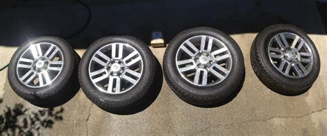Toyota Tires For Sale 2011 Factory Limited Wheels Tires For Sale Toyota