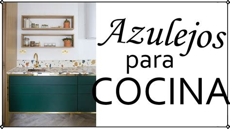 azulejos modernos  cocina decoracion patri blanco