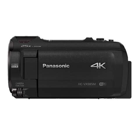 Panasonic Hc Vx985 Camcorder panasonic camcorder hc vx985 4k ultra hd harga dan
